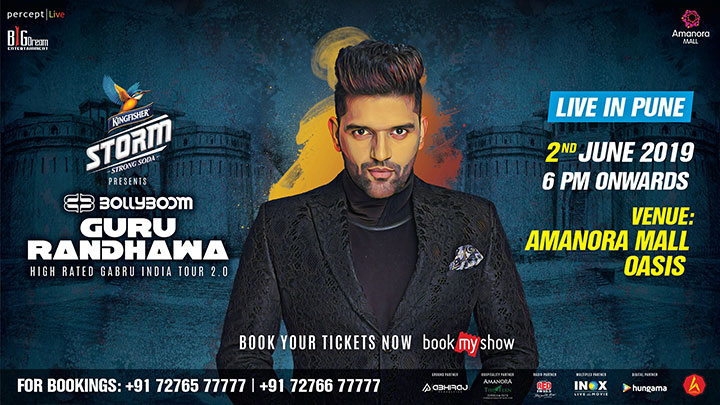 BOLLYBOOM HIGH RATED GABRU INDIA TOUR 2.0 – PUNE