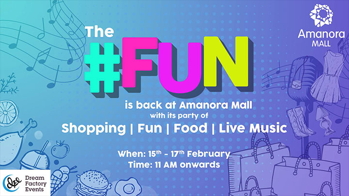 FUN – FLEA MARKET AT AMANORA MALL